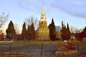 Dutch Reformed church, Sutherland, Northern Cape