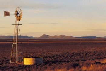 Windmill, Karoo, Colesberg, Northern Cape