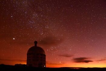 Sutherland observatory, Northern Cape