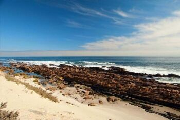 Beach, Port Nolloth, Northern Cape
