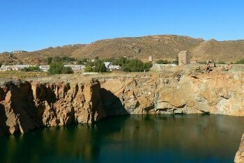 Okiep copper mine, Northern Cape