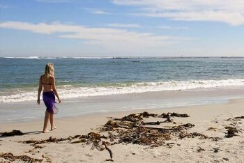 Beach at Port Nolloth, Northern Cape
