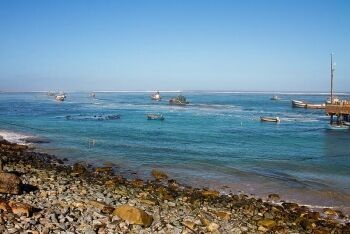 Port Nolloth, Namaqualand region, Northern Cape