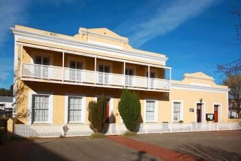 Kemper Museum, Rhyneveld Square, Colesberg, Northern Cape