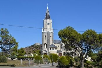 Dutch Reformed Church, Church Street, Hanover, Northern Cape