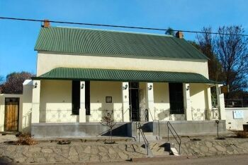 Gideon Joubert House, 9 DÚrban Row in Colesberg, Northern Cape