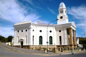 Dutch Reformed Church, Colesberg, Northern Cape